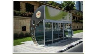 Klimatizirano stajalište autobusa