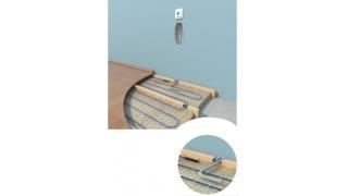 Grijanje prostorija s drvenim podovima na podlozi drvenih greda